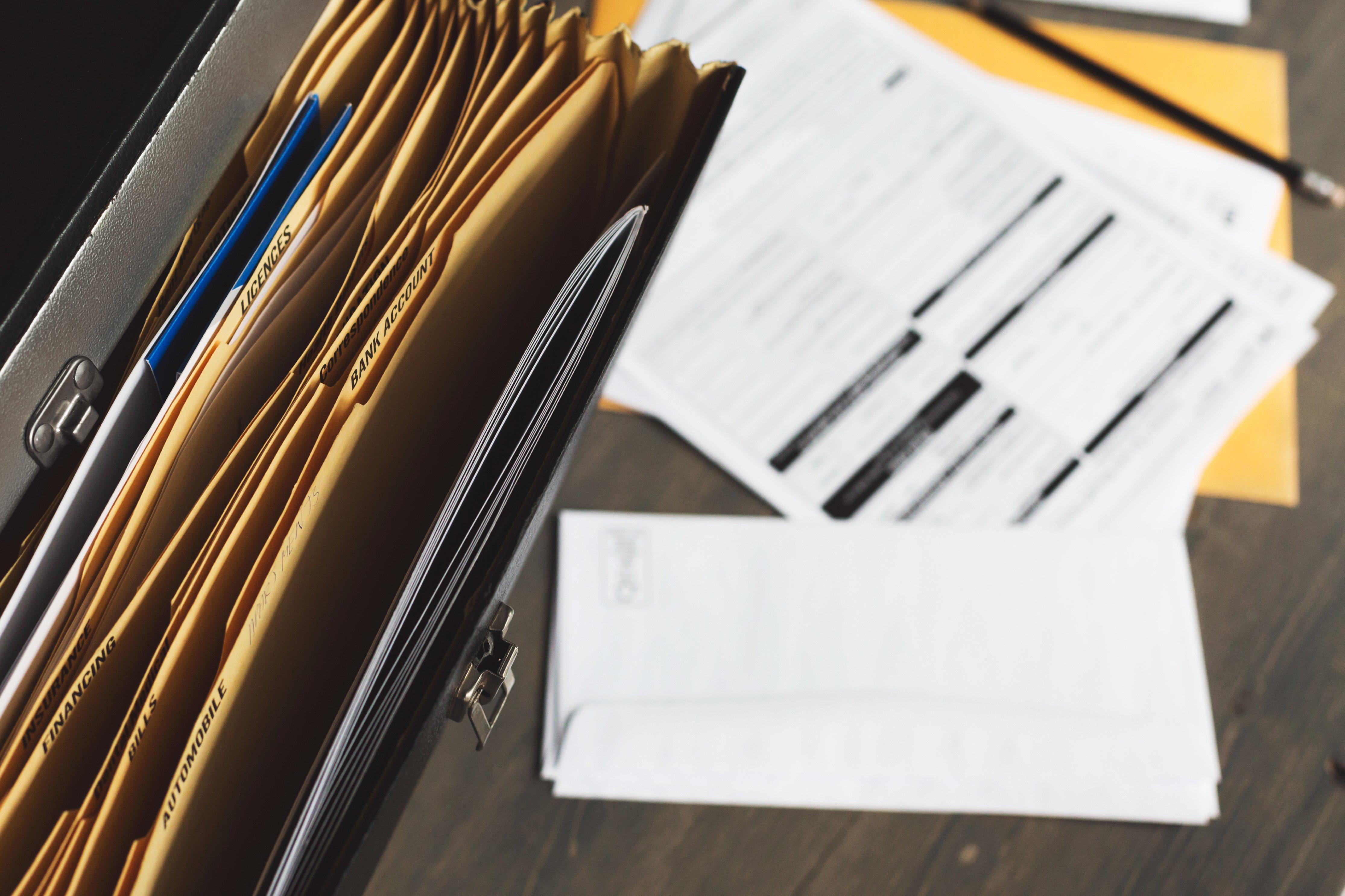 Elaboration de dossiers administratifs